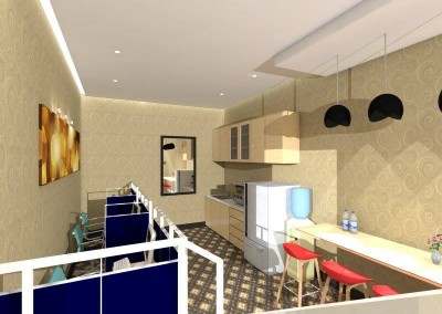 Project Interior Kantor Di Deltamas Bekasi