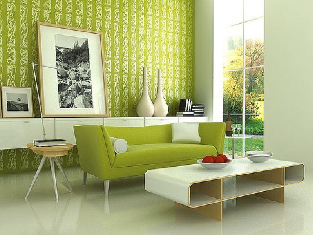 Desain Ruang Tamu Minimalis Modern Arsitekhijau