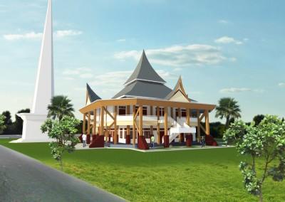 Masjid Raya Muhammad Hata Padang
