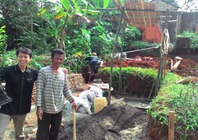 Proyek Pembangunan Rumah Bpk. Geri – Cilodong, Depok