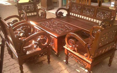 TIPS MERAWAT FURNITURE KAYU JATI
