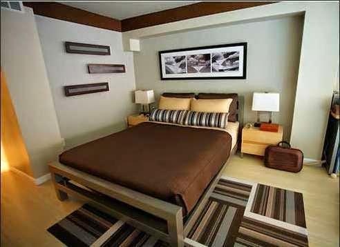 Menata kamar tidur menjadi nyaman