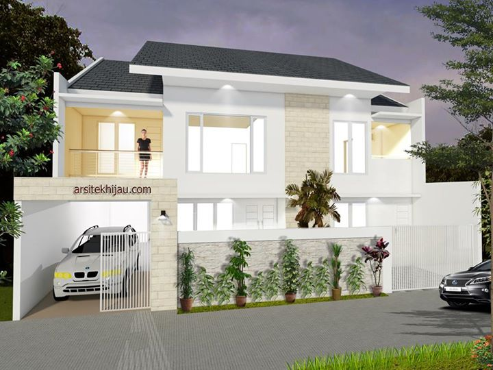 Desain Renovasi Rumah Bpk. Arif Kadarsyah Di Rawamangun