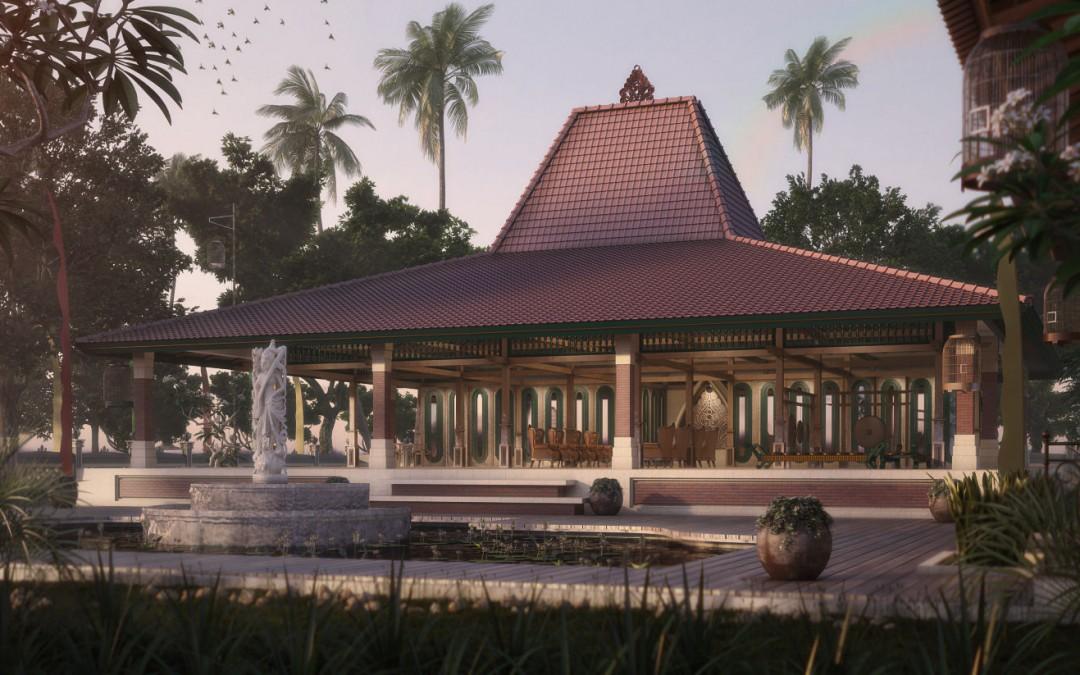 Desain Arsitek Ala Indonesia