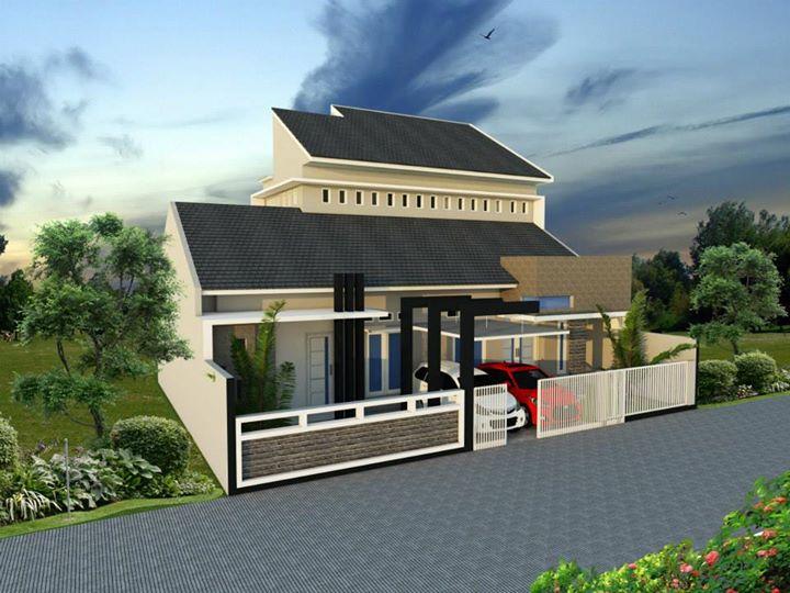 desain renovasi 2 rumah jadi 1 tanpa banyak bongkaran3