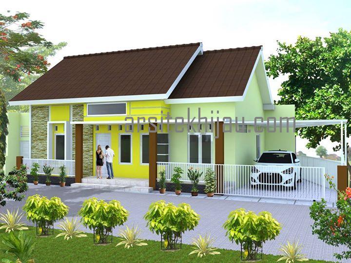 Desain Renovasi 2 Rumah Jadi 1, Bukit Kencana, Bekasi – Bpk. Anto