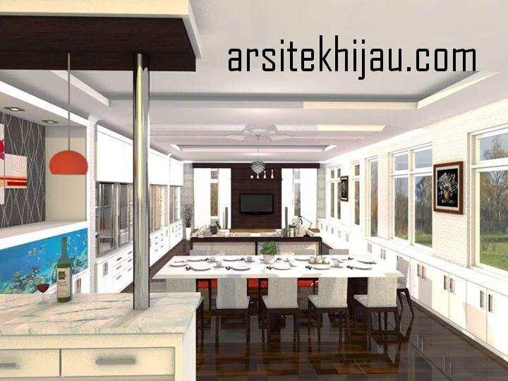 Desain Interior Aula Rumah H. FIrman – Tangerang